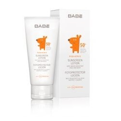 Babe Fotoprot Pediatrico F50+ Loci 100 Ml