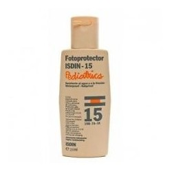 Fotoprot Isdin F15 Pediatri Loci 125 Ml