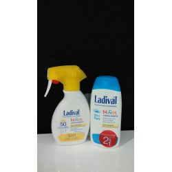 Pack Ladival Pediatricospray Fps 50+