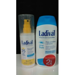 Ladival Spray Oil Freefps 25