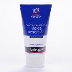 Neutrogena Manos Rapida Absorcion 75 Ml