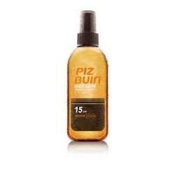 Piz Buin F15 Aceite Wet Skin Spray 150Ml