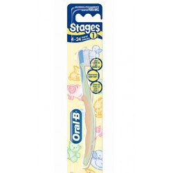 Oral B Stages 1 +6 Meses