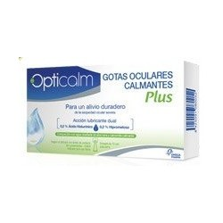 Opticalm Plus Gotas Oculares Calma 10 Ml