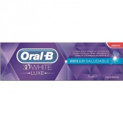 Pasta Oral B 3D White Brillo Saludable 7