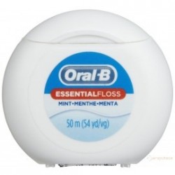 Seda Dental Oral B Con Cera Y Menta