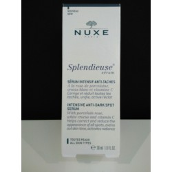 Nuxe Splendieuse Serum Antimanchas