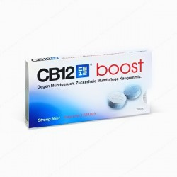 Cb12 boost halitosis chicle caja 12 uni