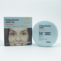 Fotoprotector Isdin Compact Spf50 Arena 10 G