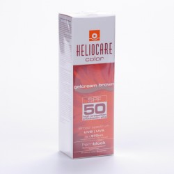 Heliocare SPF 50 Gel Crema Color Brown 50 Ml