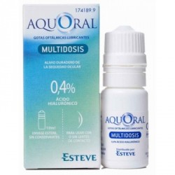 AQUORAL MULTIDOSIS GOTAS OFT 10 ML