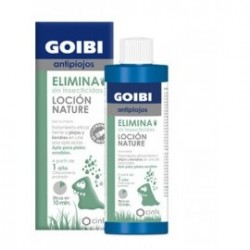 Goibi Locion Antiparasi Nature Spray 200