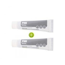 Pasta Phb White Blanqueado Pack 2X100 Ml