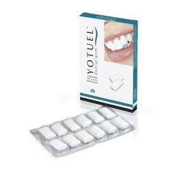 Yotuel CHICLE DENTAL CLÁSICO BLANQUEADOR (12UDS)