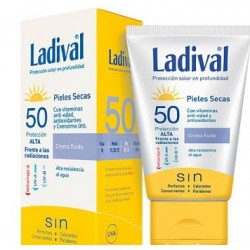 Ladival Gel-Cremafps50 + Oil Free