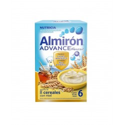 Almiron Advance 8 Cereales Miel 500 G