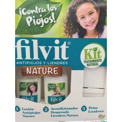 Filvit Nature Kit Antiparasi Loci+Acondi
