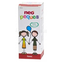 Neopeques Gases 150 Ml Manzana