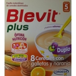 Blevitamina Plus 8 Cere Miel Galle 2X300