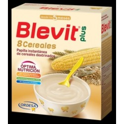 Blevitamina Plus 8 Cereales 1 K