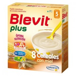 Blevitamina Plus 8 Cereales Miel 1 K
