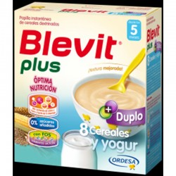 Blevitamina Plus Duplo 8 Cereales Yogur 700G