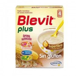 Blevitamina Plus Superfibra Sin Gluten 600 G