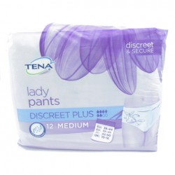 Tena lady pants plus m 12 uni