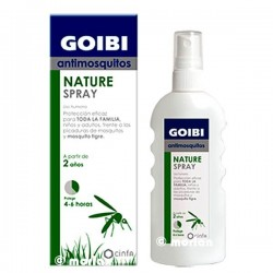 Goibi Antimosquitos Pediatrico Loción Spray 100