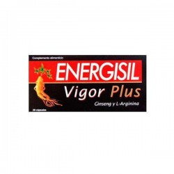 Energisil Vigor Plus 30 Cap