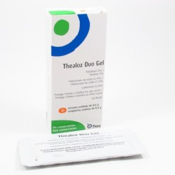 Thealoz Duo Gel 30 Unidosis 0.4 G