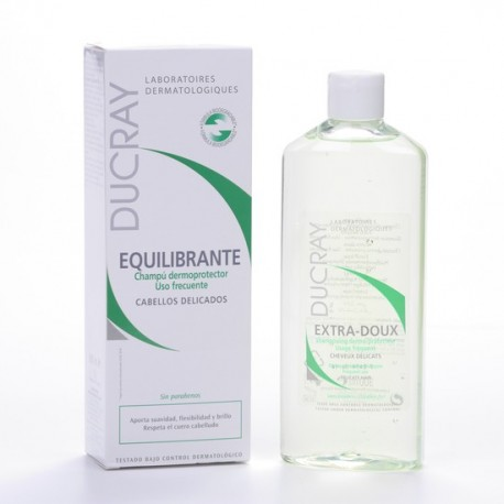 Ducray Champu Equilibrante Extra Suave 200ML