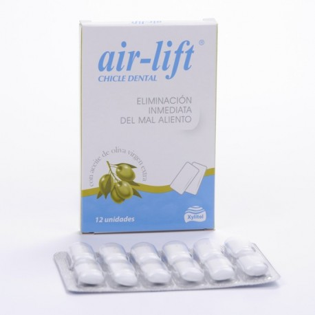 Air Lift Buen Aliento 12 Chicles