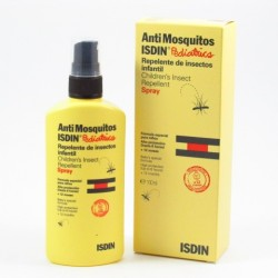 Isdin Antimosquitos Repele Pedatrics Spray 100