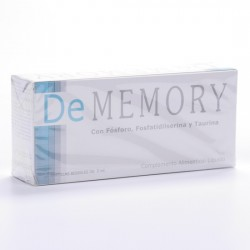 Dememory 20 Ampollas Bebibles 5 Ml