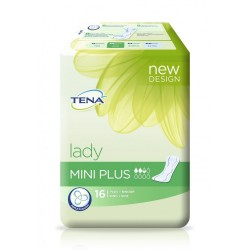 Tena Lady Mini Plus 16 Compresas