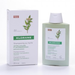 Klorane Champu Mirto 200 Ml