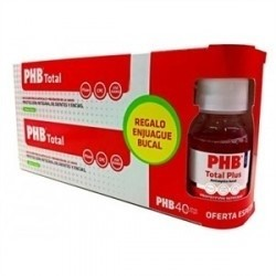 Pasta Phb Total Pack 2 Uni + Col 50 Ml