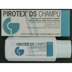 Pirotex Ds Champu 125 Ml