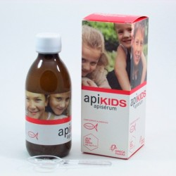 APIKIDS APISERUM JALEA REAL INFAN 250ML