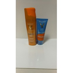 Vichy Ideal Soleil F50+ Bronze 100+After