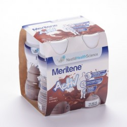 Meritene Activ Chocolate 4 Bote 125 Ml
