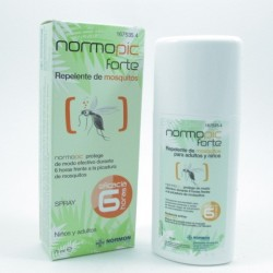 Normopic Forte Repelente Spray 75 Ml