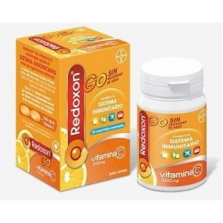 Redoxon Go 1000 Mg 30 Comp Masticables