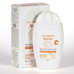 Avene F50+ Fluido Mineral Color 40 Ml