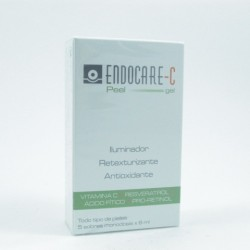 Endocare C Peel Gel 5 Sobres Monodo 6 Ml