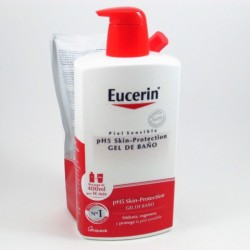 Eucerin Ph5 Gel Baño 1 L + 400 Ml