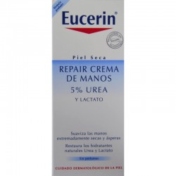 Eucerin Urea 5% Repair Plus Crema Manos 75