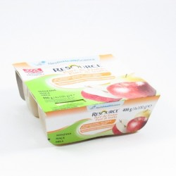 Resource Pure Frutas Manzana 4 Tarri 100