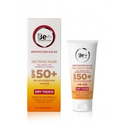 Be Plus F50+ Gel Facial P Grasa 50 Ml